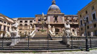 bigstock-Baroque-fountain-on-piazza-Pre-92196716