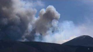 Etna Eruzione Fontane di Lava 18 maggio 2016 - Spettacolare Full HD