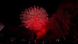Festa San Paolo 2015 Fuochi Chiarenza