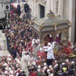 La festa di San Sebastiano ad Acireale - anno2013