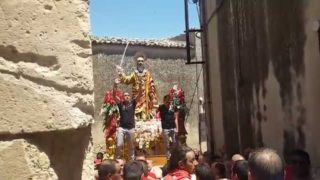 festa di San Paolo 2014 a Palazzolo Acreide, Siracusa, Sicily
