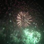 Fuochi d'artificio Festino Santa Rosalia 14/07/2016