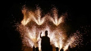 Festa di San Pietro e Paolo: la Girandola (4)