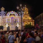 """""""Accensione luminarie"""" & spettacolo pirotecnico festa San Paolo 26/06/16 Palazzolo Acredine SR"""