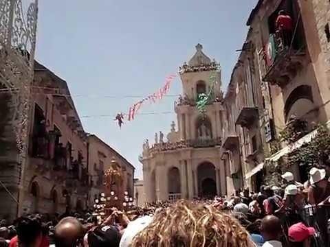 Sciuta S. Paolo 2017 - Palazzolo Acreide (SR) - Fuochi Chiarenza