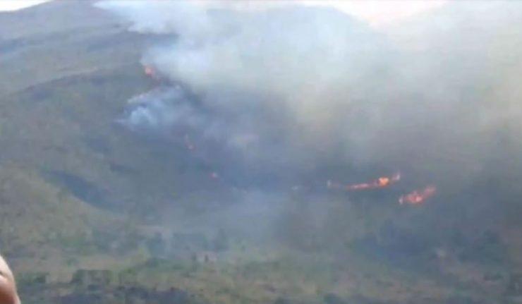 Non c'è pace alla Riserva dello Zingaro, tremila ettari distrutti