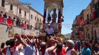 San Sebastiano 2016 a Ferla,riassunto della Festa