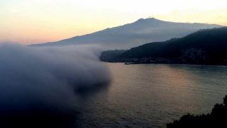 Lupa di mare a Taormina 03 2017