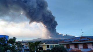 Volcano Etna - 24 December 2018