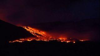 Etna Eruption 27 luglio 2019