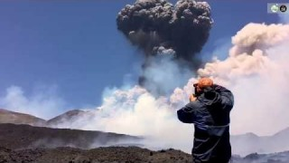 Etna Eruption - 27/7/2019