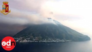 Hiker killed as volcano on Italy's Stromboli island erupts